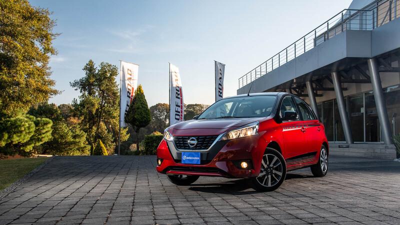 Manejamos el Nissan March 2021