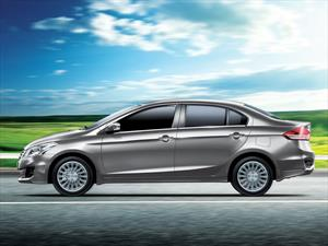 Suzuki Ciaz 2016 llega a México desde $194,900 pesos