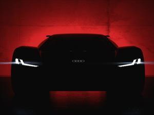 Audi PB18 e-tron, un supercar eléctrico con las habilidades de un ninja