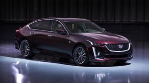 Cadillac CT5 2020, una sinfonía sobre ruedas