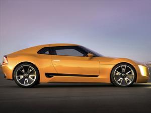 Kia GT4 Stinger Concept debuta en Detroit