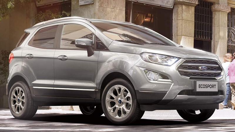 El Ford EcoSport importado de India ya tiene precio en Argentina