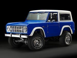 Ford Bronco 1966 por Maxlider Brothers es una salvaje restauración