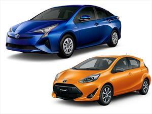 Toyota México coloca más de 5 mil híbridos en 2018