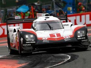Porsche hace el 1 - 2 en las 6 Horas de México 2017