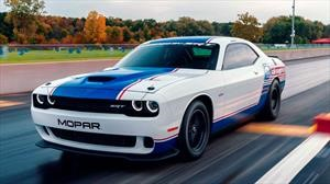Dodge Challenger Drag Pak 2020, ¿su especialidad? el cuarto de milla