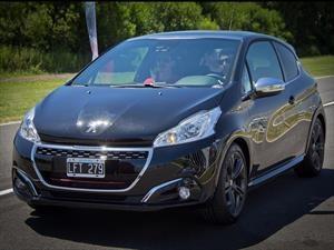 Peugeot 208 GTi anticipa su regreso a Argentina