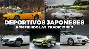 Los autos deportivos japoneses que han roto paradigmas a lo largo de los años