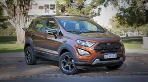 Test Ford Ecosport Storm 2.0L AT6 4X4: EcoStorm