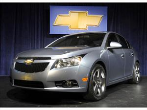 GM llama a revisión a 413.000 Chevrolet Cruze