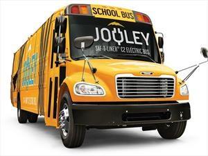 Daimler presenta su bus escolar eléctrico