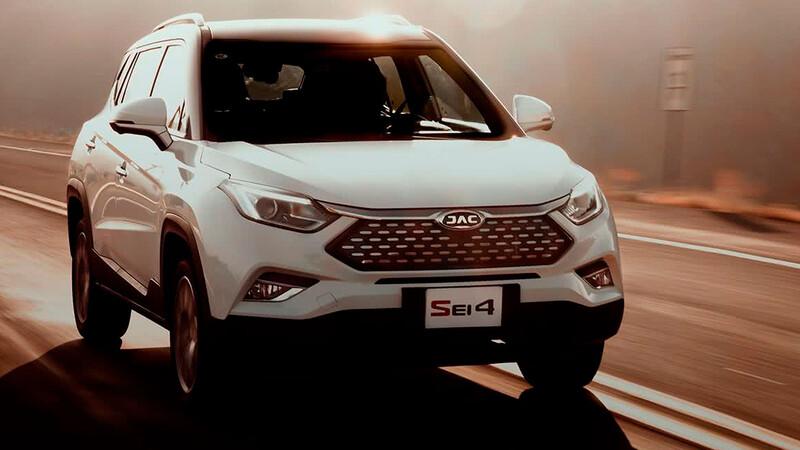 JAC Sei4, una SUV china ensamblada en México ¿es una buena compra?
