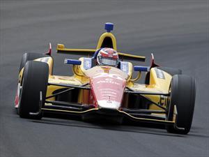 Brillante participación de Carlos Muñoz en la Indy 500