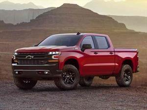 Chevrolet Silverado 2019, la nueva generación