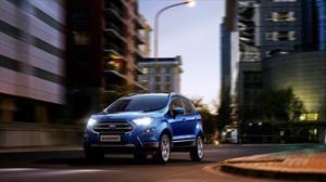 Ford EcoSport, 5 cosas que tal vez no sabías de este vehículo
