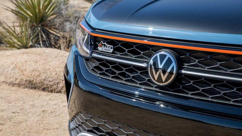 ¿Se viene un VW Taos Anti Compass Trailhawk?