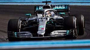 F1 GP de Francia 2019: Mercedes y Hamilton imparables