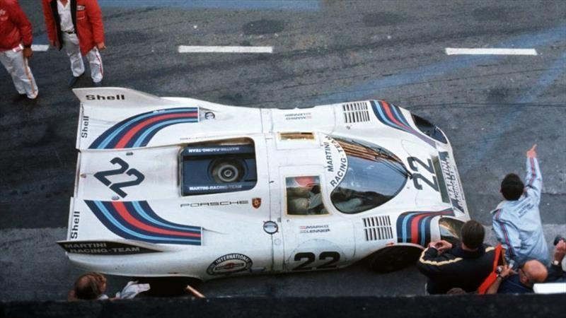 A 50 años de la primera victoria de Porsche en las 24 Horas de Le Mans