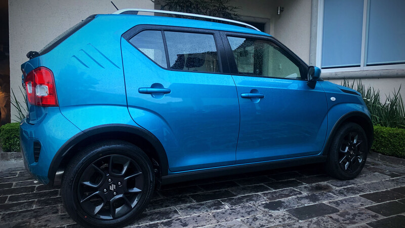 Conoce al Suzuki Ignis 2021