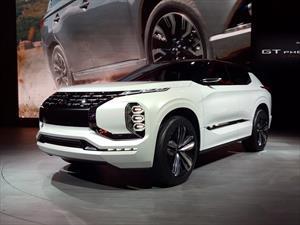 Mitsubishi GT-PHEV Concept, avance del próximo Montero