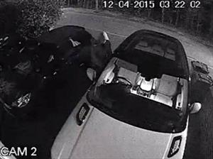 30 segundos son suficientes para robar un auto