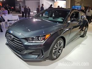 Así es el nuevo Hyundai Veloster que llegará a la Argentina