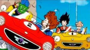 10 autos que han aparecido en Dragon Ball