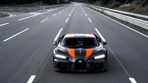 Bugatti ya no quiere récords de velocidad