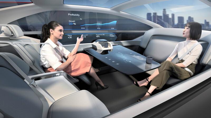 Los países del continente americano, ya cuentan con la infraestructura para coches autónomos