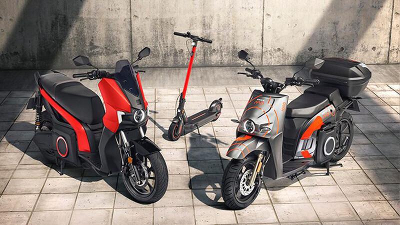 SEAT MÓ, la nueva gama de motos y scooters eléctricos de la firma española