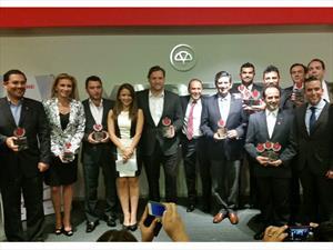 Conoce a los ganadores del TOP CAR MAPFRE 2014