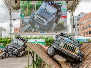 Jeep al Parque está de regreso en Bogotá