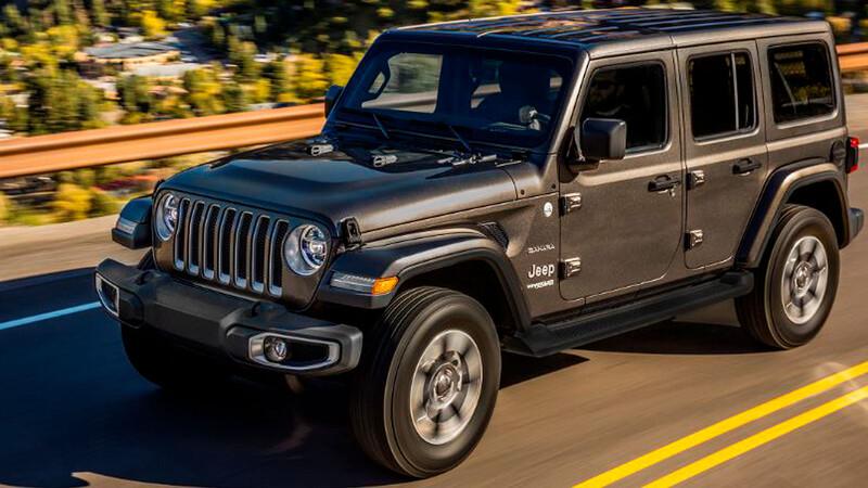 Jeep Wrangler eTorque Mild-Hybrid 2021 debuta