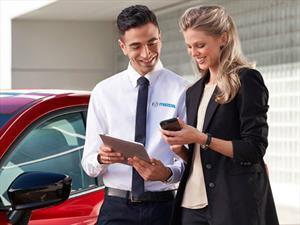 Mazda lanza el Recall Information Center