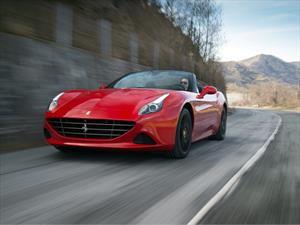 Ferrari California T con el paquete Handling Speciale