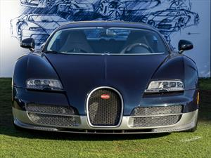 Bugatti presente en Pebble Beach 2015 con dos de sus joyas
