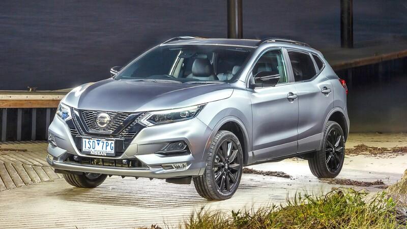 Nissan Qashqai Midnight se presenta en Colombia