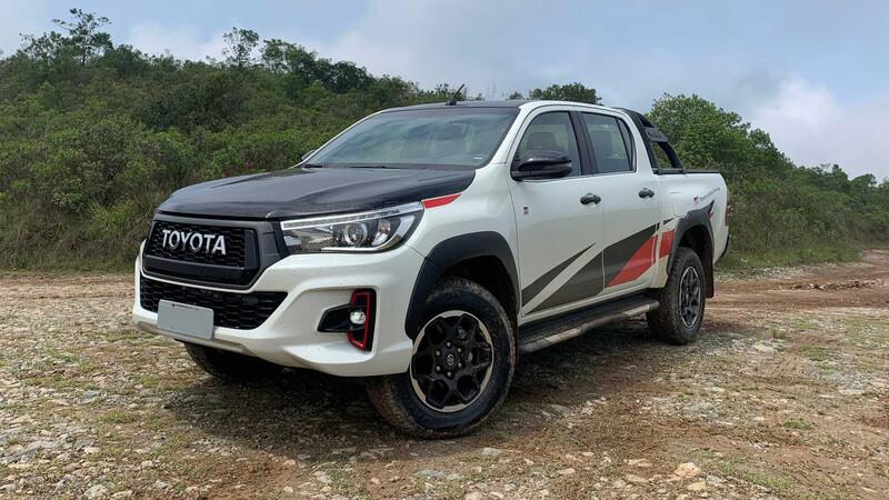 La renovación de la Toyota Hilux GR Sport será un modelo global y llegará a fin de año