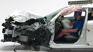 IIHS evalua al Mazda6 2020 como Top Safety Pick