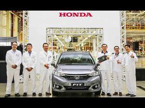 Honda inaugura su planta brasileña de Itirapina