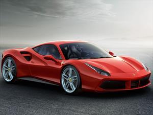 Ferrari 488 GTB, se presenta el sucesor del 458 Italia