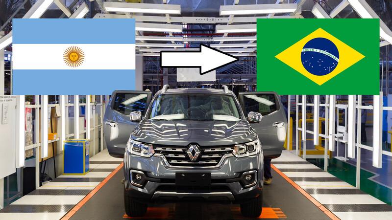 Renault Alaskan: Argentina podría empezar a exportarla a Brasil