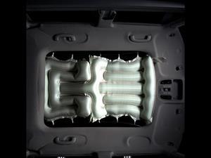 Hyundai desarrolla airbag para el techo panorámico