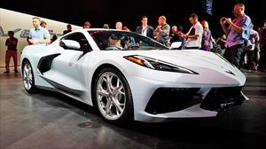 Chevrolet Corvette Stingray 2020 con motor central