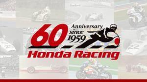 Honda Racing festeja su 60 aniversario