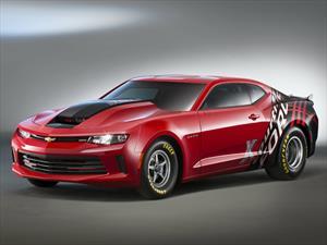 A subasta el Chevrolet Camaro COPO 2016 No 1