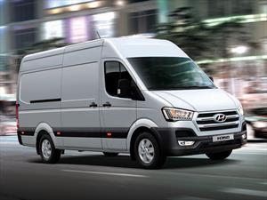 Hyundai ya fabrica el nuevo H350, un vehículo utilitario que llegará a la Argentina
