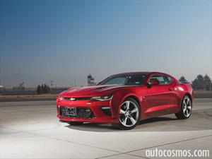 Test drive: Chevrolet Camaro Six 2017