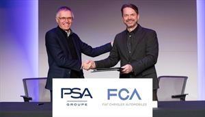 PSA y FCA se fusionan y nace el 4° mayor grupo automotriz del mundo