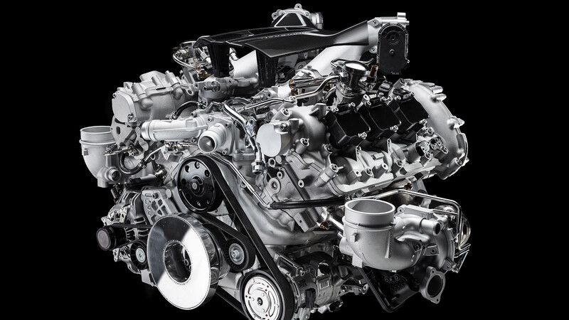 Así se fabrica Nettuno, el nuevo motor de Maserati